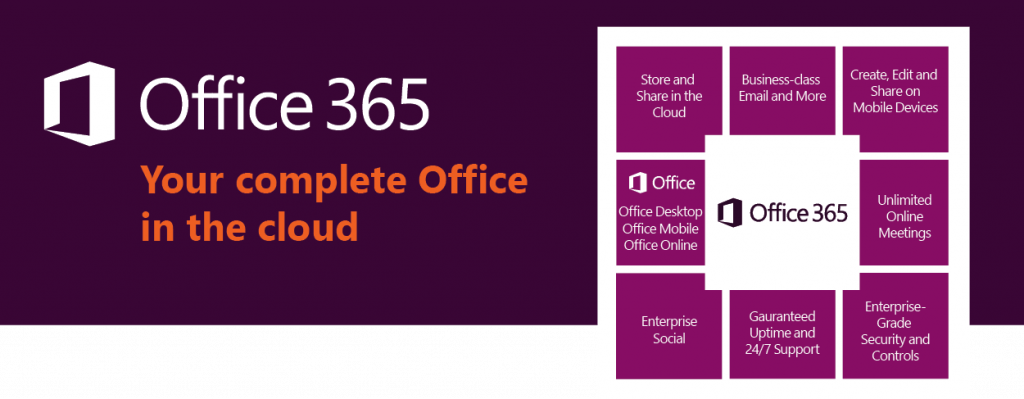 Your complete office in the cloud. Office 365 from Columbus UK.