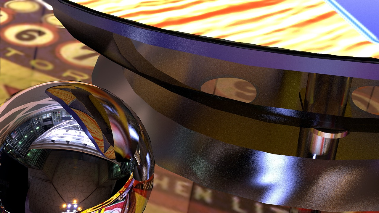 Up your game with Business Mobile from Columbus UK. Image of pinball game.