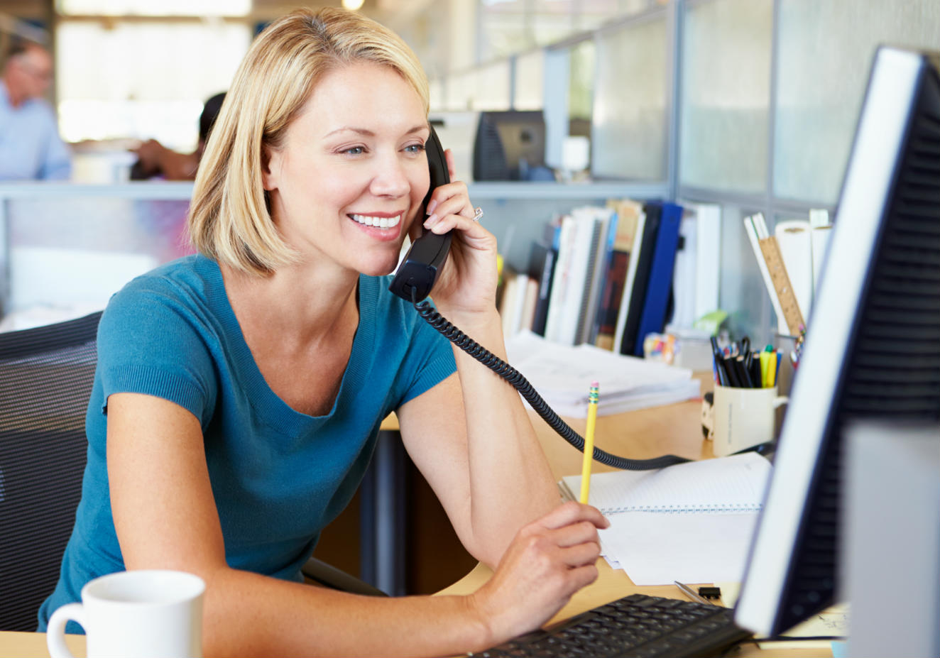 hosted phone system benefits for businesses from Columbus UK
