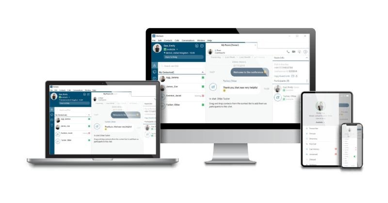 Horizon Collaborate from Columbus UK provides a comprehensive suite of collaboration tools, all accessible from a single app and pane on your desktop, tablet or smartphone.